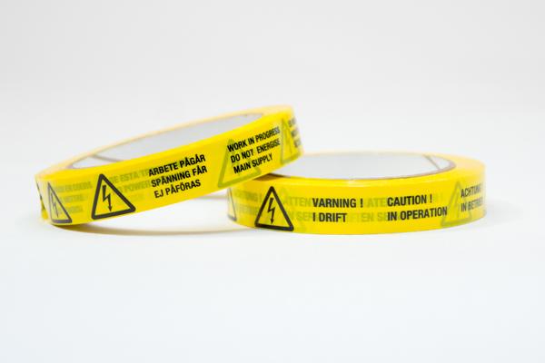 Varningstejp
