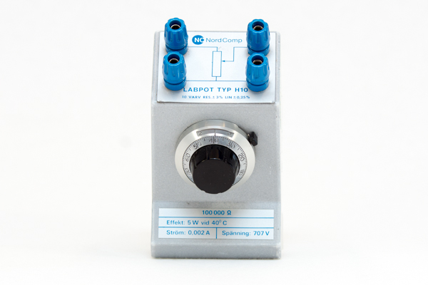 LabPotentiometer  - Typ H10