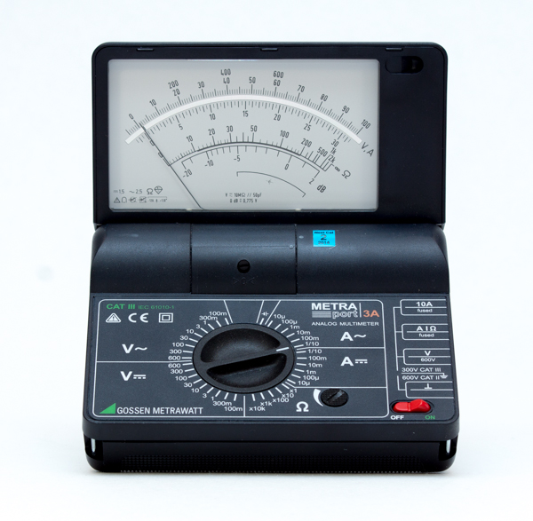 Metraport 3A - Analog multimeter