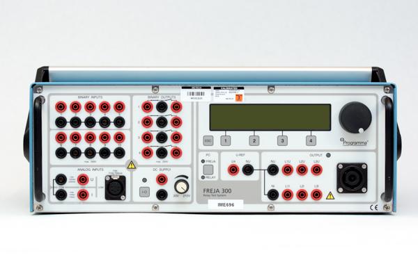 FREJA 300 - Reläprovningsinstrument
