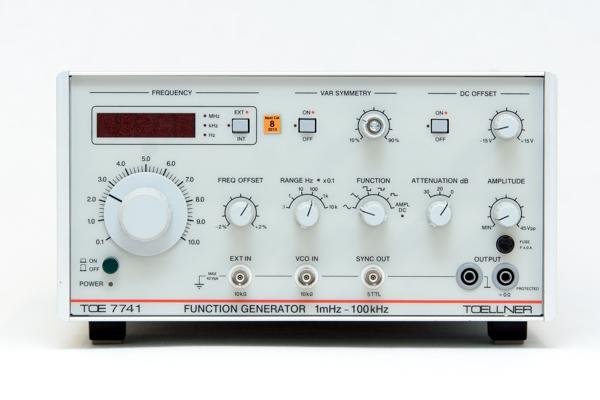 Toellner 7741 - Funktion/Signalgenerator
