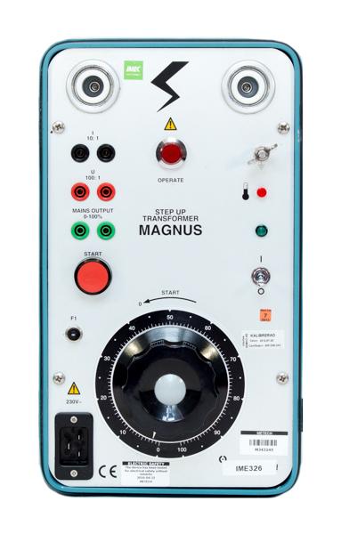 MAGNUS - Step-up-transformator